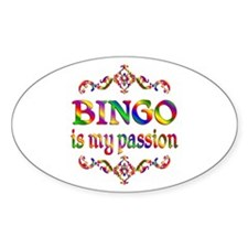 BINGO Passion Decal
