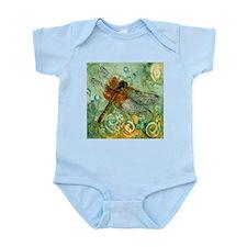 Dragonfly Away Infant Bodysuit