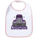 Trucker Constance Bib