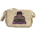 Trucker Constance Messenger Bag