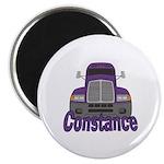 Trucker Constance Magnet