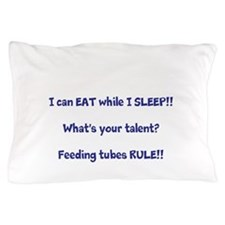 Feeding Tube Pillow Case