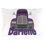 Trucker Darlene Pillow Case