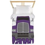 Trucker Dawn Twin Duvet