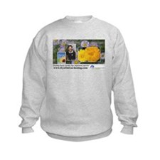 Eye on Gardening Host Logo Kids Sweatshirt