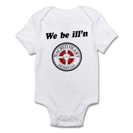 Sacred Heart Illn Infant Bodysuit