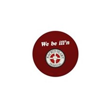 Sacred Heart Illn Mini Button