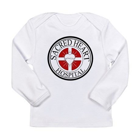 Sacred Heart Hospital Long Sleeve Infant T-Shirt