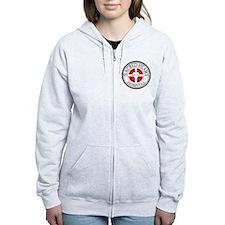 Sacred Heart Hospital Zip Hoody
