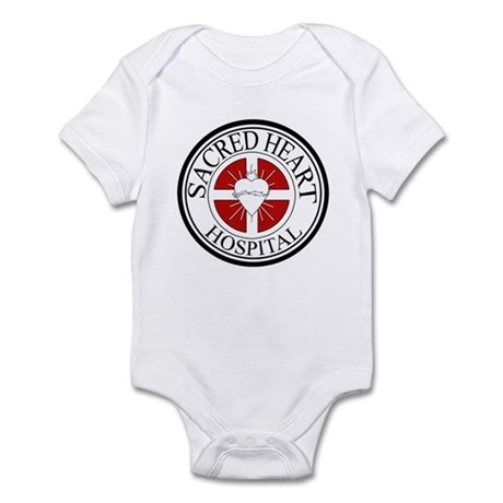 Sacred Heart Hospital Infant Bodysuit