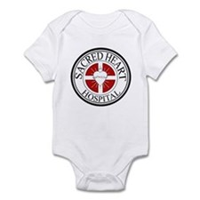 Sacred Heart Hospital Onesie