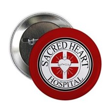 "Sacred Heart Hospital 2.25"" Button"