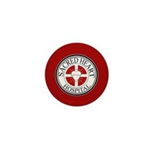Sacred Heart Hospital Mini Button