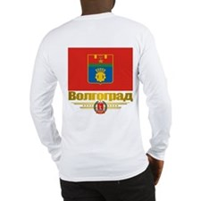 Volgograd Flag Long Sleeve T-Shirt