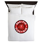 Pacific Electric Queen Duvet