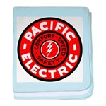 Pacific Electric baby blanket
