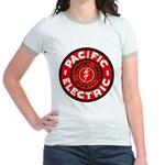 Pacific Electric Jr. Ringer T-Shirt