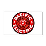 Pacific Electric Car Magnet 20 x 12