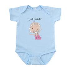 FutureWrestlerGirl.png Infant Bodysuit