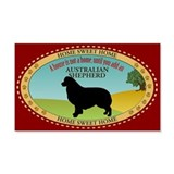 Australian Shepherd Wall Decal