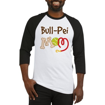 Bull-Pei Dog Mom Baseball Jersey