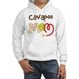 Cavapoo Dog Mom Jumper Hoody