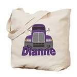 Trucker Dianne Tote Bag