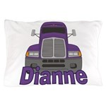 Trucker Dianne Pillow Case