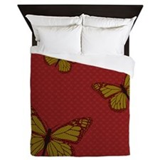 Chinese Monarch Queen Duvet