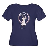 Baby in a Corner Women's Plus Size Size T-Shirt