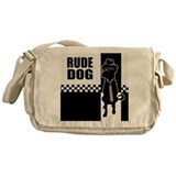 Rude Dog Messenger Bag