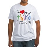 I Love My 3rd Graders Shirt