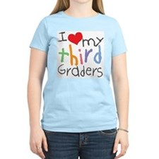 I Love My 3rd Graders T-Shirt