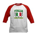 Italian World Cup Soccer Tee