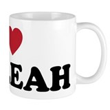 I Love Hialeah Florida Mug