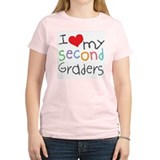 I Love My 2nd Graders  T-Shirt