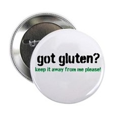 Got Gluten? Button