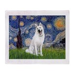 Starry / G-Shep Throw Blanket