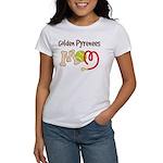 Golden Pyrenees Dog Mom Women's T-Shirt