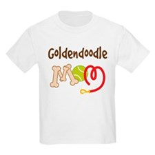 Goldendoodle Dog Mom T-Shirt