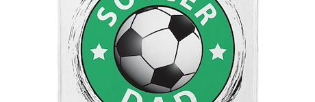 Soccer Dad Stadium Blanket