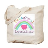 Preschool Teacher Tote Bag