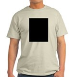 BB Downhill Skiing Ash Grey T-Shirt