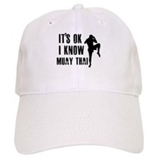Muay Thai Designs Baseball Cap
