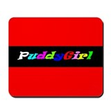 Cute Puddygirl Mousepad