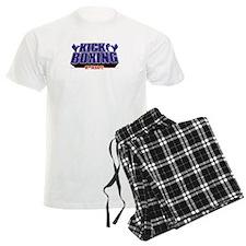 Kickboxing Designs Pajamas