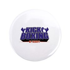 "Kickboxing Designs 3.5"" Button"
