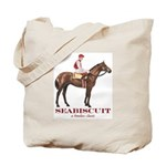 Seabiscuit Tote Bag