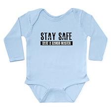 Sambo Designs Long Sleeve Infant Bodysuit
