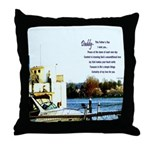 Father's Day Wish Throw Pillow
